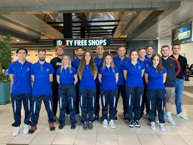Με 14 αθλητές στο διεθνές τουρνουά της Κύπρου